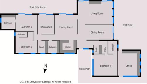 Starvecrow Floor Plan